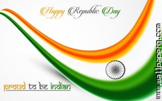Lovely republic day 2015 whatsapp hd picture image download