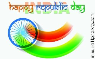 New greetings for happy republic day 2015