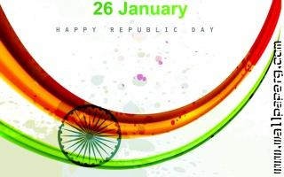 Nice design wallpaper for indian republic day 2015 1024x640