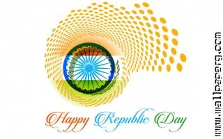 Republic day 2015 wallpaper with bharat tiranga 1024x640 ,wide,wallpapers,images,pictute,photos
