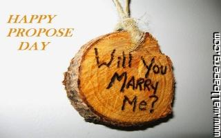 Happy propose day with you forever