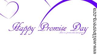 Love is a promise the last forever