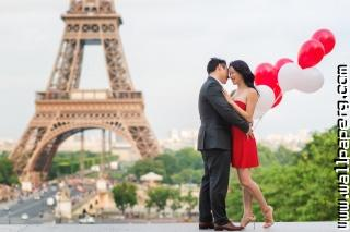 Couple hug in paris new h