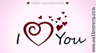 Happy valentines day i love you hd wallpaper 1024x575