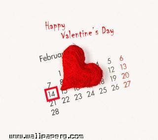 Valentine day wish