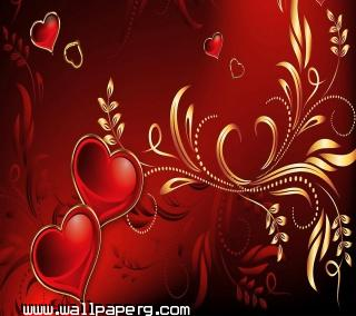 Valentine hearts(2)(1) ,wide,wallpapers,images,pictute,photos