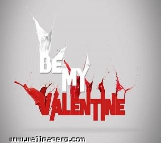 Be my valentine(1)