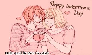 Happy valentine day 2 all couples