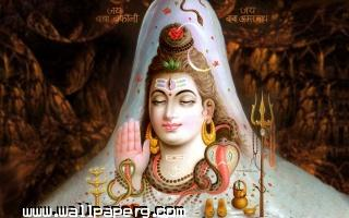 Bhole baba amarnath shivling for maha shivratri ,wide,wallpapers,images,pictute,photos