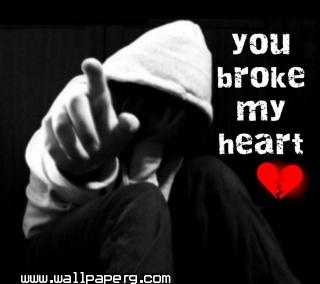 Broken heart(3) ,wide,wallpapers,images,pictute,photos