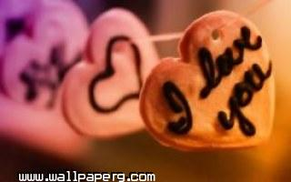 I love you biscuits ,wide,wallpapers,images,pictute,photos