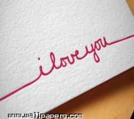 I love you(31)