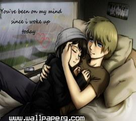 Cute couple hug romantic love quote ,wide,wallpapers,images,pictute,photos