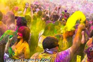 Holi festival joy and hapiness ,wide,wallpapers,images,pictute,photos