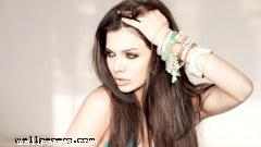 Pakistani model and actress sara loren wallpaper