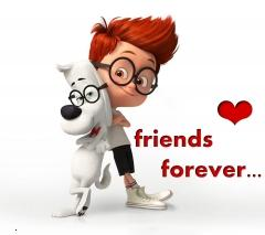 Friends forever image