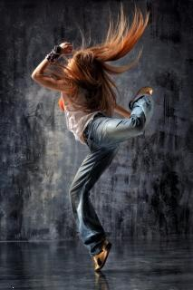 Happy dance girl profile pic ,wide,wallpapers,images,pictute,photos
