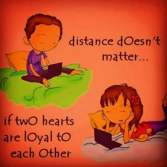Distance does not matter