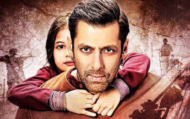 Cute poster from bajrangi bhaijaan