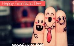 Cute friendship day 2015 nice image download