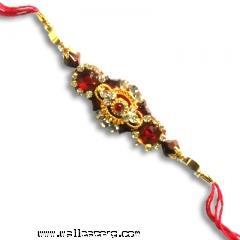Designer thread fancy rakhi designs collection 2014