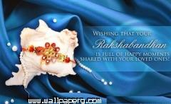 Wishing that your raksha bandhan
