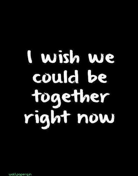 Wish together now