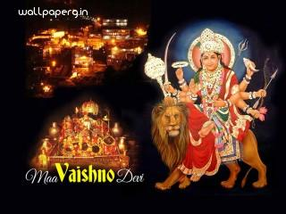 Maa vaishno devi download hd wallpaper