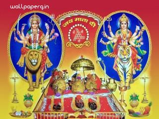 Vaishno devi mata desktop full size hd wallpapers