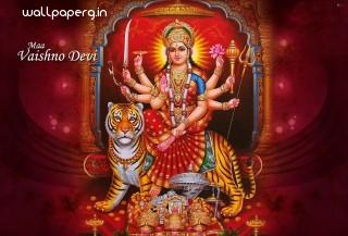 Vaishno devi mata wallpapers