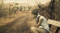 I am lonely without you hd desktop wallpaper ,wide,wallpapers,images,pictute,photos