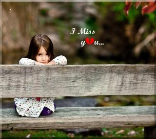 I miss you with broken heart ,wide,wallpapers,images,pictute,photos