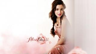 Alia bhatt sweet wallpaper