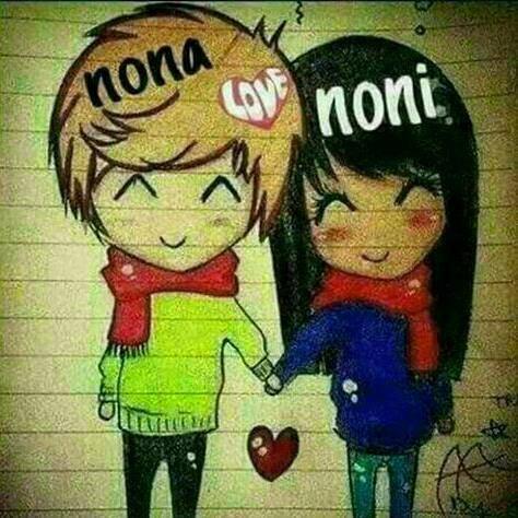 Nona love noni a love bond pic