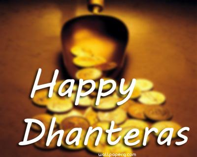Happy dhanteras quote