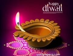 Happy diwali nice quote hd wallpaper