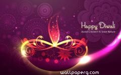 Happy diwali safe quote hd image