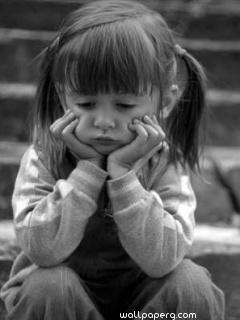Sad baby girl image ,wallpapers,images,
