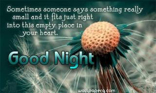 Good night hd quote whatsapp
