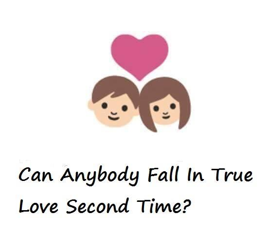 Can love happen second time quote