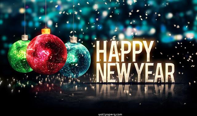 Happy new year hd wallpaper ,wide,wallpapers,images,pictute,photos
