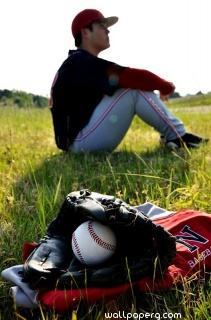 The dreamer baseballer