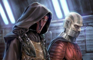 Darth nihilus vs darth revan hd 1080p wallpapers