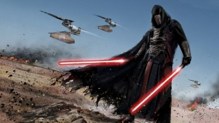 Darth revan star wars bla