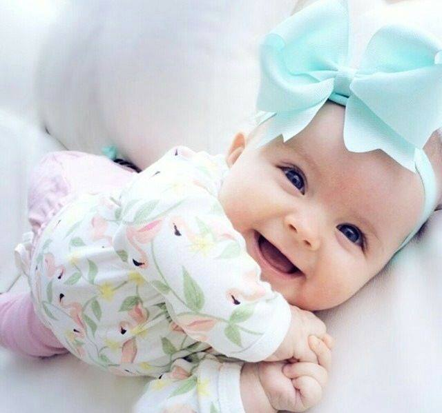 Cute and sweet baby image