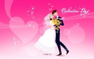 Valentine day love dance ,wide,wallpapers,images,pictute,photos