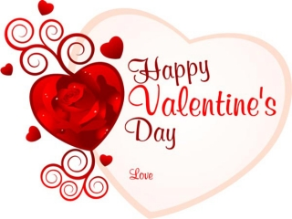Happy valentines day wishes greetings