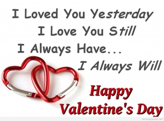 Hd happy valentines day 2014 wallpaper quote