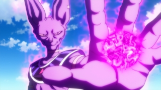 Beerus the destroyer dbz