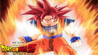 Battle of gods new super saiyan god ,wallpapers,images,